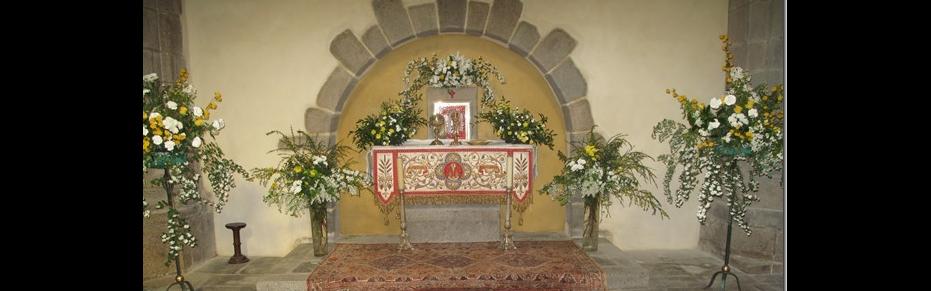 Chapelle de semaine restaurée : inauguration et bénédiction le 8 décembre