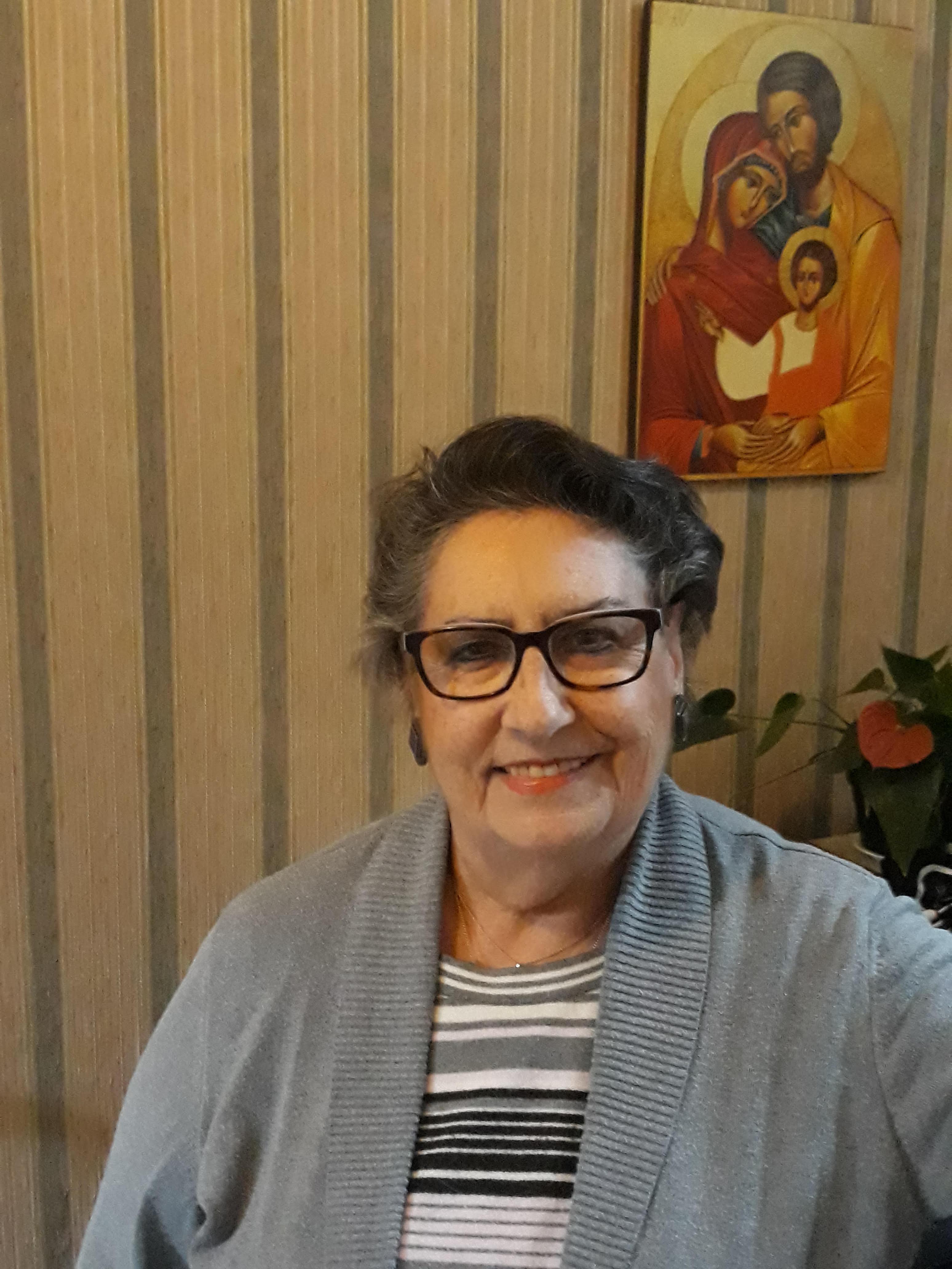 Madame Jeanine Huchet