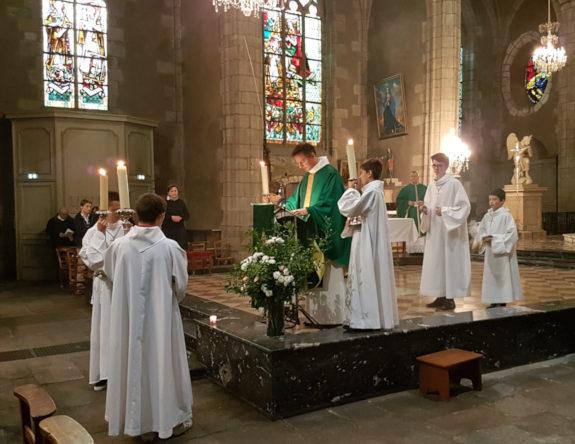 Horaires des Messes et Célébrations