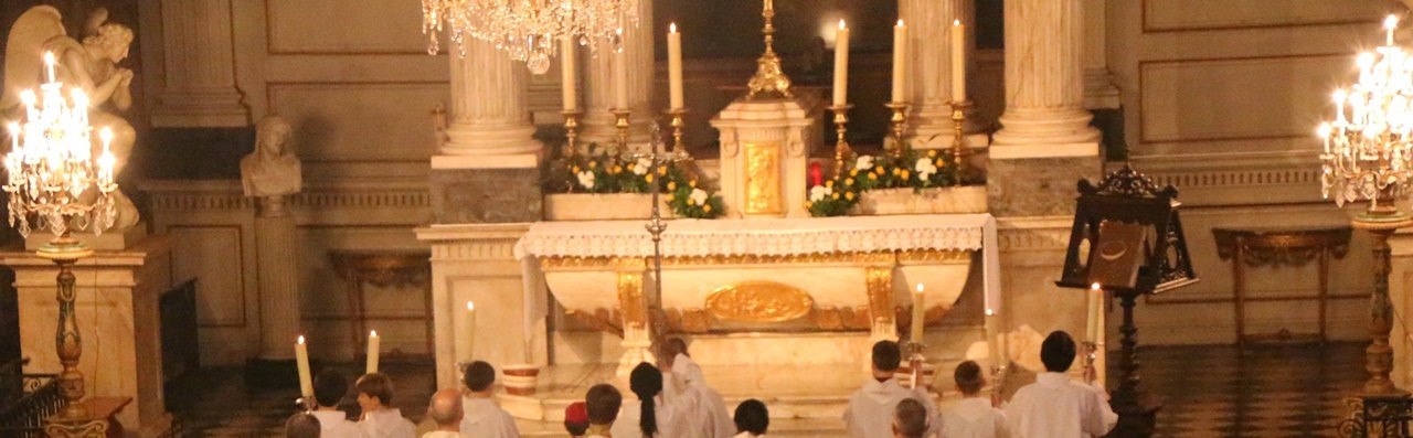 Lettre du Père Philippe Hebert aux paroissiens de Saint-Germain