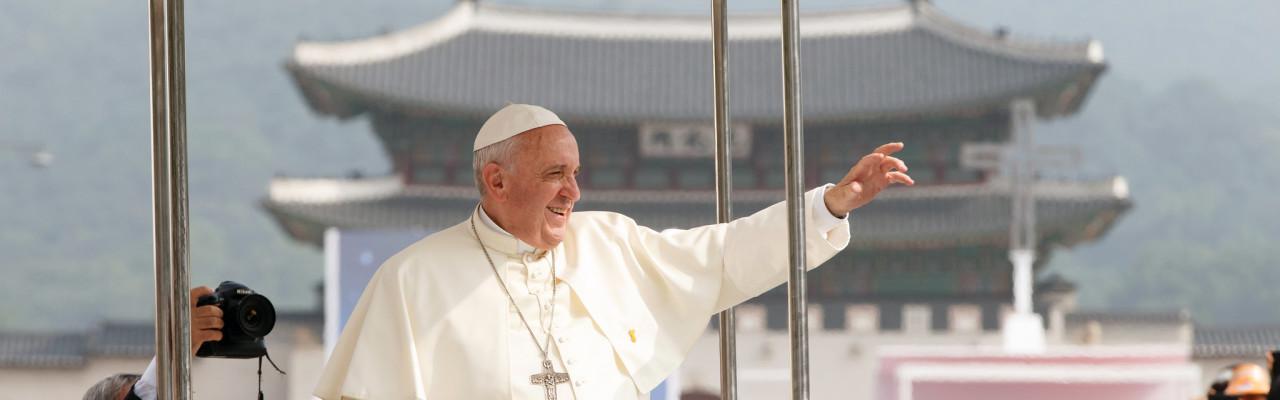 Message du Pape pour la journée mondiale de prière pour la sauvegarde de la création (1er septembre 2020)
