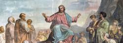 Église Saint-Martin de Castelnau-d'Estrétefonds - Le Sermon sur la montagne par Robert Arsène IM31000073